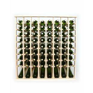 Premium Cellar Series 80 Bottle Tabletop Wine Rack