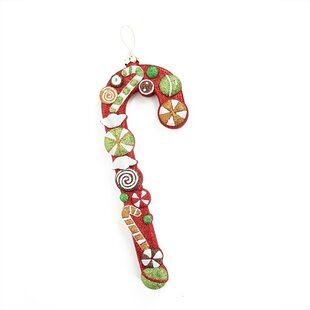 candy canes christmas ornaments you ll love wayfair