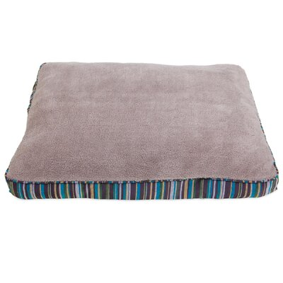 Antimicrobial Gusseted Dog Pillow Bed Aspen Pet