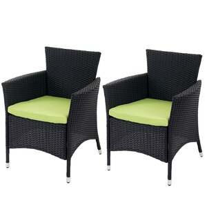 2-tlg. Loungesessel ROM Basic, mit Sitzkissen von Hazelwood Home