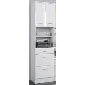 Tall Bathroom Cabinets Wayfair Co Uk
