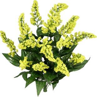 Yellow artificial flowers youll love wayfair save mightylinksfo