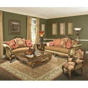 Regalia Configurable Living Room Set by Bene..