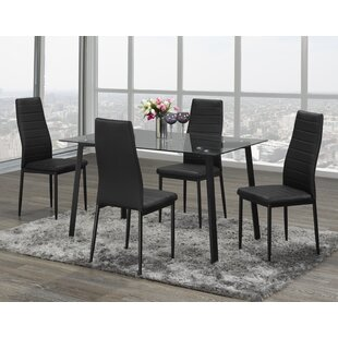 Splendora 5 Piece Dining Set