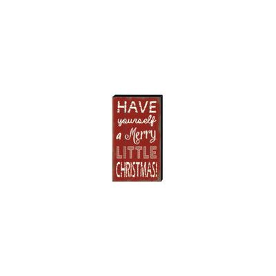 The Holiday Aisle Traditional Wooden Noel Sign Wall Décor & Reviews ...