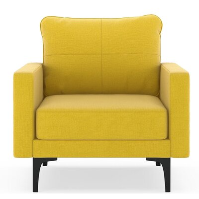 Modern Yellow Accent Chairs Allmodern