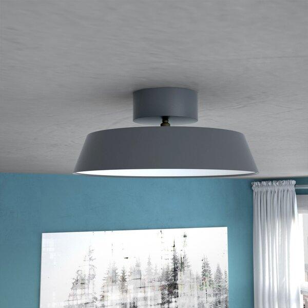 Mercury Row Hermia 1 Light Semi Flush Mount Amp Reviews