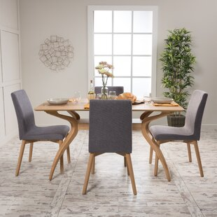 5 Piece Dining Room Sets - Modern & Contemporary Designs | AllModern