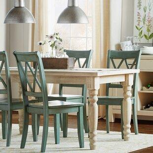 5d8a32eef5fc Farmhouse & Rustic Medium Dining Tables | Birch Lane