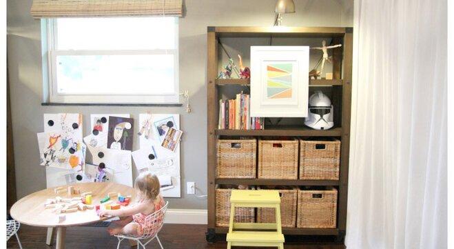 How To Organize Kids Bookshelves Wayfair Ca