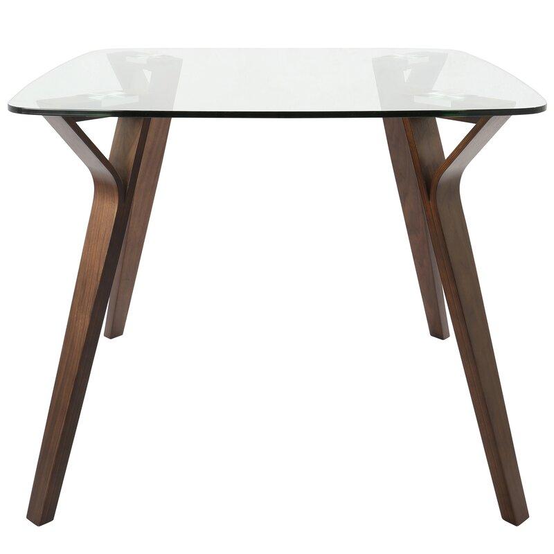 Thornton Mid Century Modern Dining Table