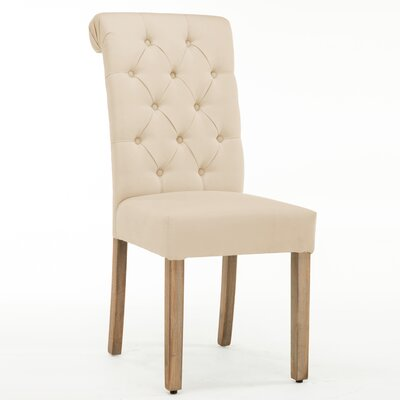 tufted dining chairs you 39 ll love wayfair. Black Bedroom Furniture Sets. Home Design Ideas