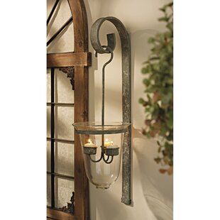 Tuscan Hanging Candeliere Glass Pendant Sconce  sc 1 st  Wayfair & Pendant Wall Sconce | Wayfair