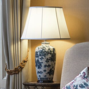 Baldry Traditional Willow 28 Table Lamp