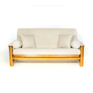 Sussex Box Cushion Futon Slipcover by Lifest..