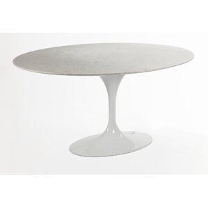 Marble Oval Kitchen Dining Tables Youll Love Wayfair