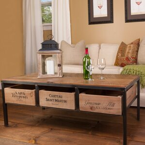 Coffee Table by Vino Vintage