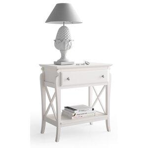 Nachttisch Mezzanego mit Schublade von dCor design