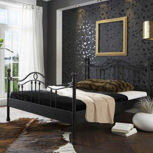 sam stil art m bel gmbh metallbett korfu. Black Bedroom Furniture Sets. Home Design Ideas