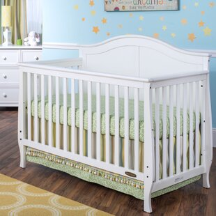 Save to Idea Board & White Canopy Crib | Wayfair