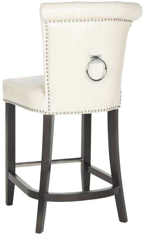 Safavieh Addo Ring 25 7 Quot Bar Stool Amp Reviews Wayfair