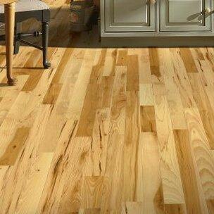 Natural Hickory Flooring Wayfair