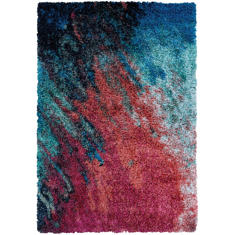 World Rug Gallery Florida Turquoise Area Rug Reviews: Gray And Turquoise Rug
