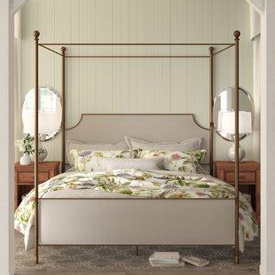 e12bbb3d0eef Canopy Queen Size Beds You'll Love | Wayfair
