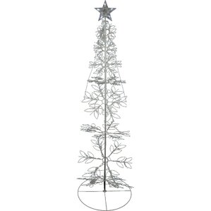 christmas tree outdoor christmas decorations youll love wayfair - Led Outdoor Christmas Tree