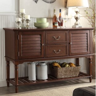 Dark Brown Buffet Table Wayfair