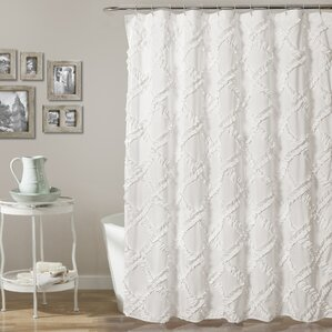 Shower Curtains Joss Main - Bathroom shower curtains with designs