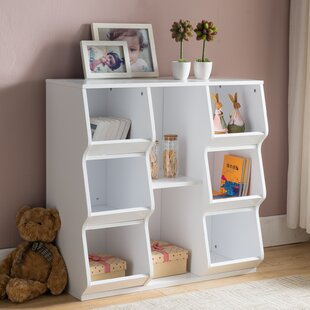 8 Shelf Cube Unit Bookcase