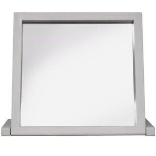 Free Standing Folding Bathroom Travel Mirror