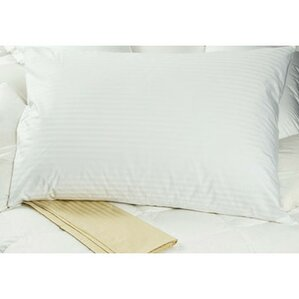 Zippered 340 Thread Count Oversize Pillow Protector (Set of 2) by DownTown Company