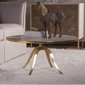 Crystal Stone Coffee Table by Artistica Home