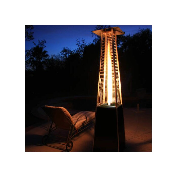 Dancing Flame Patio Heater Home Design Ideas