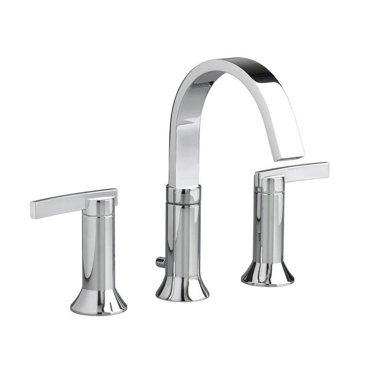 Bathroom Faucets Edmond Ok american standard 2 handle high arc widespread bathroom faucet