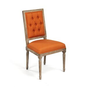 Louis Upholstered Dining Chair by Zentique Inc.