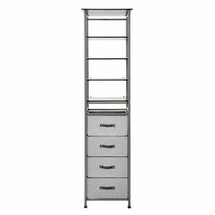 Kelsey 8 86 W Modular Closet System