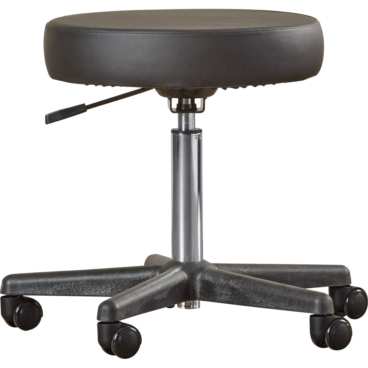 Symple Stuff Height Adjustable Rolling Stool Amp Reviews