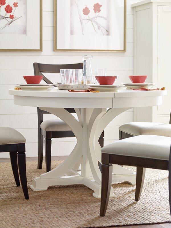 Rachael Ray Home Pedestal Dining Table & Reviews | Wayfair