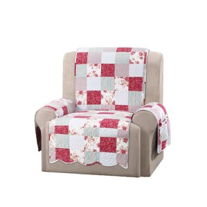Heirloom Box Cushion Recliner Slipcover by Sure Fit