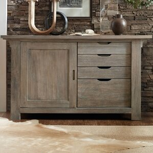 Urban Farmhouse Credenza by Hooker Furniture