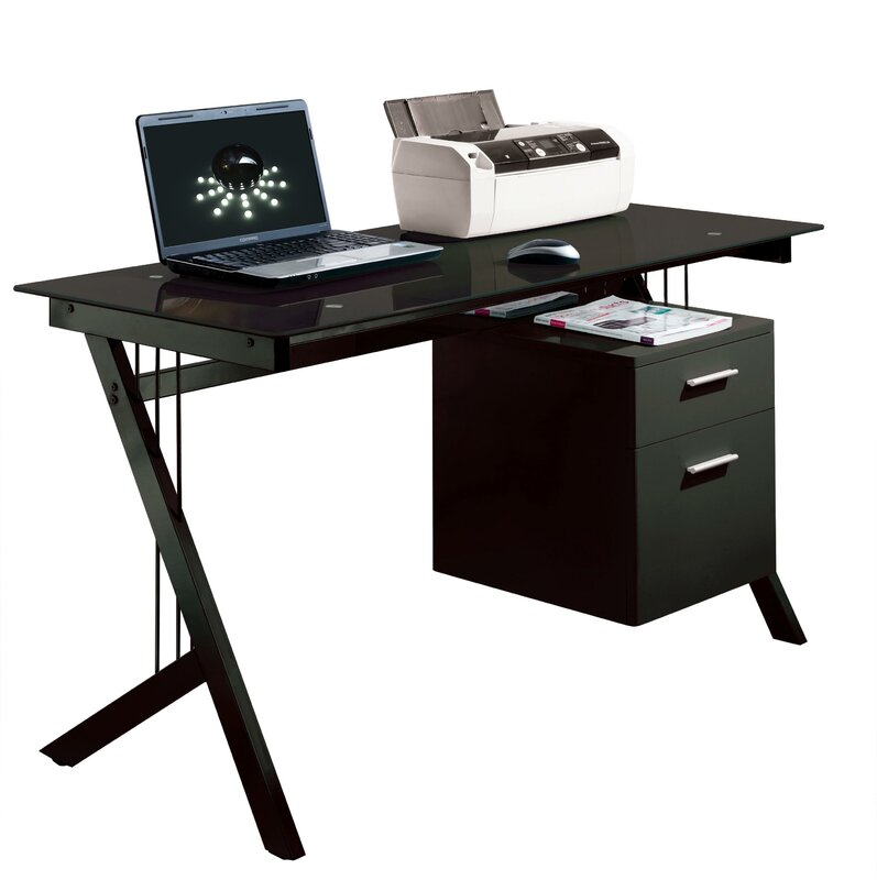 Sleek Computer Desk