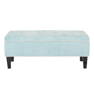 Venice Upholstered Storage Bench
