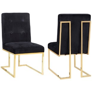 Marylou Upholstered Dining Chair (Set of 2)
