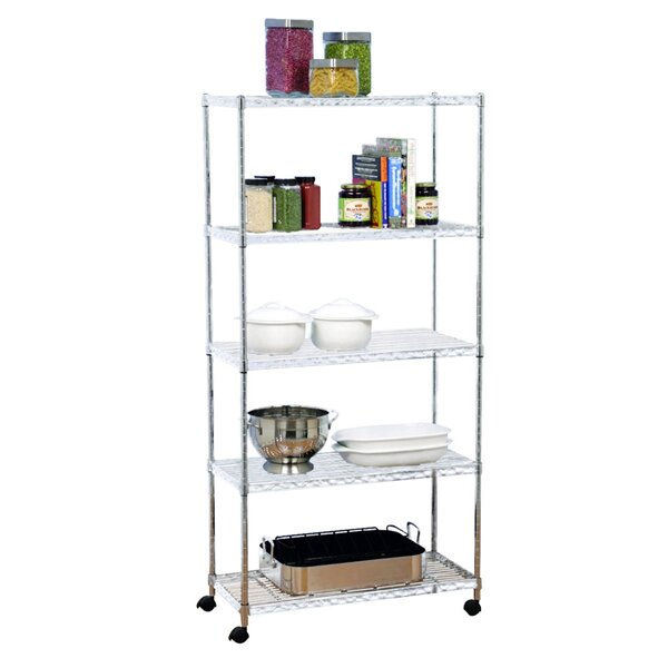 sc 1 st  Wayfair & Storage Shelves u0026 Shelving Units Youu0027ll Love | Wayfair