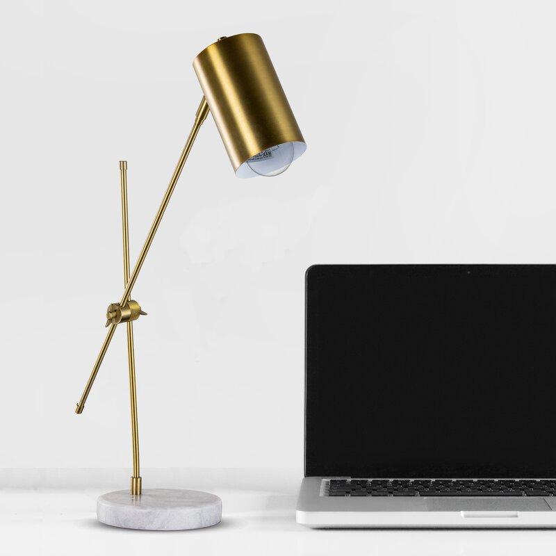 Willa arlo interiors aleena metal adjustable 23 desk lamp aleena metal adjustable 23 desk lamp aloadofball Choice Image