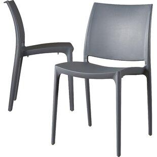 modern outdoor dining chairs allmodern