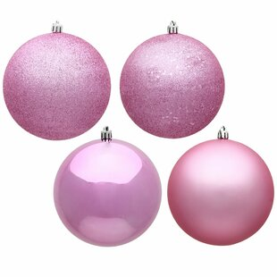 Pink Christmas Ornaments You Ll Love In 2019 Wayfair